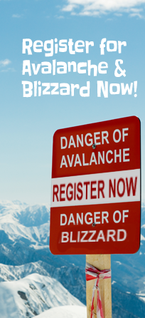 Avalanche and Blizzard