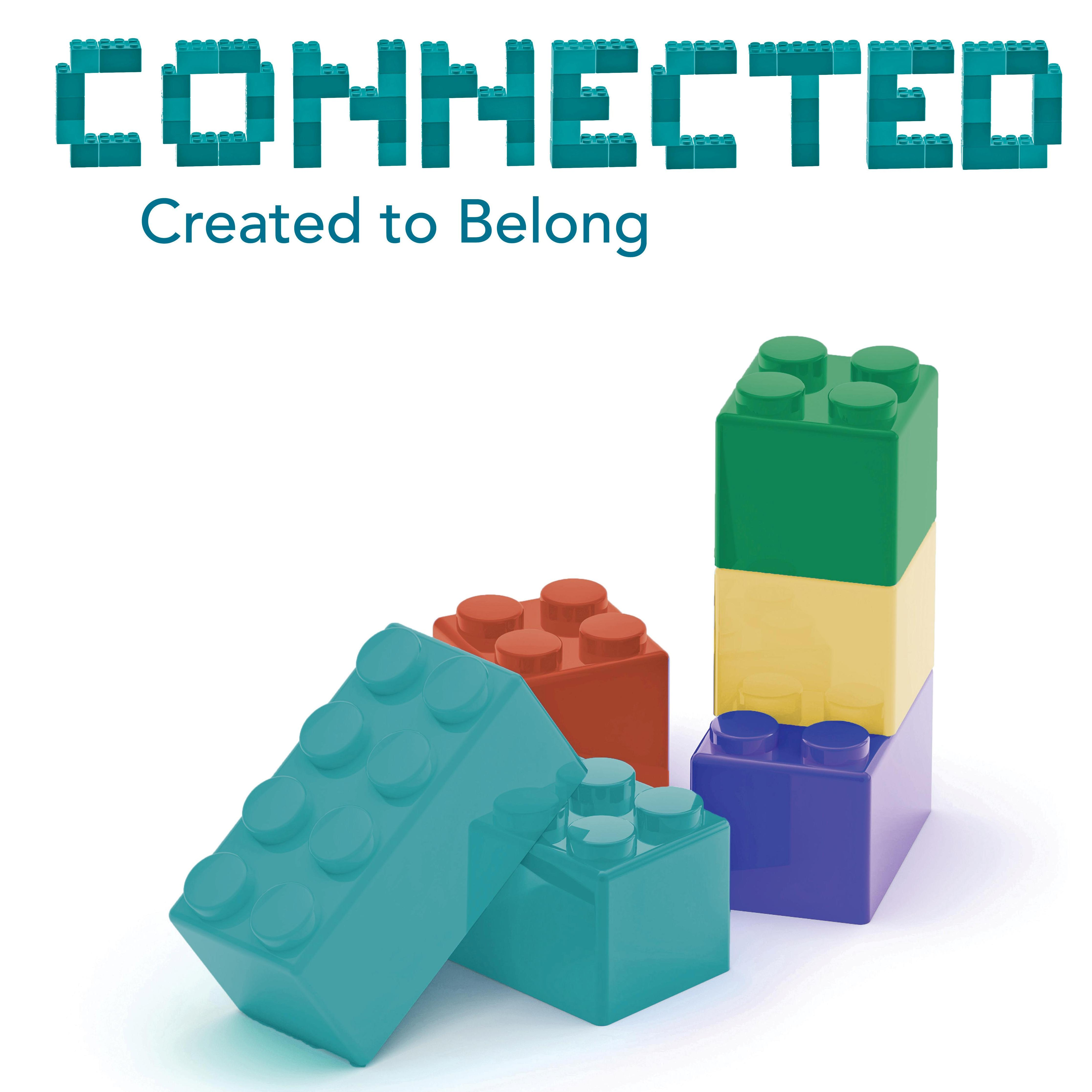 Connected logo (square)
